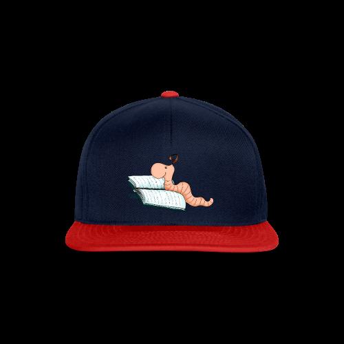 Bücherwurmi Willi - Snapback Cap