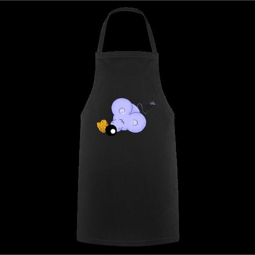 Murkel Maus (extragroß) - Kochschürze