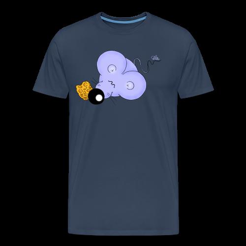 Murkel Maus (extragroß) - Männer Premium T-Shirt