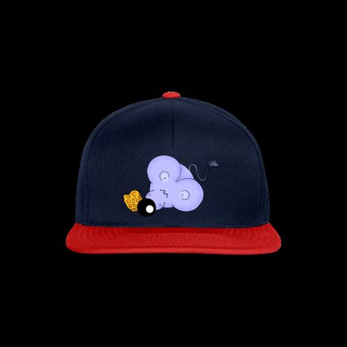 Murkel Maus (extragroß) - Snapback Cap