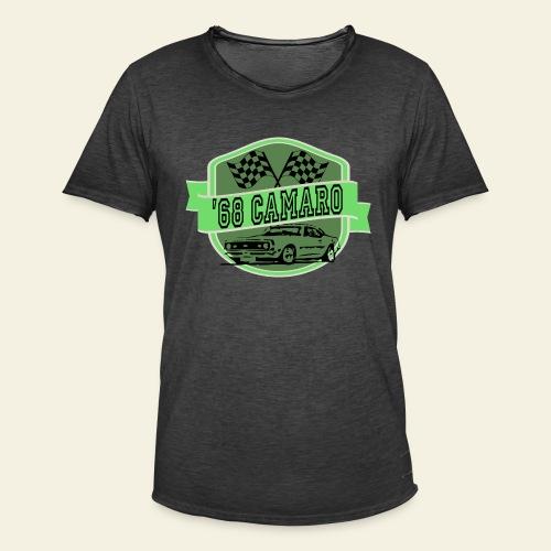 Camaro Logo  - Herre vintage T-shirt