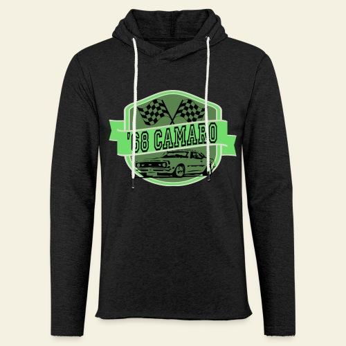 Camaro Logo  - Let sweatshirt med hætte, unisex