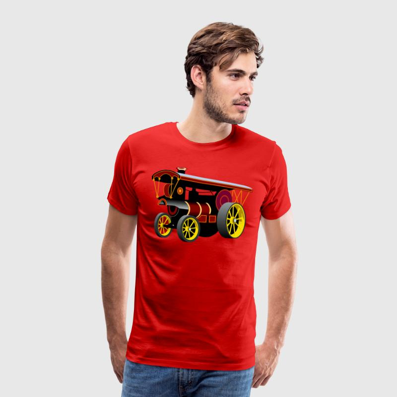 Traction Engines - Men's Premium T-Shirt