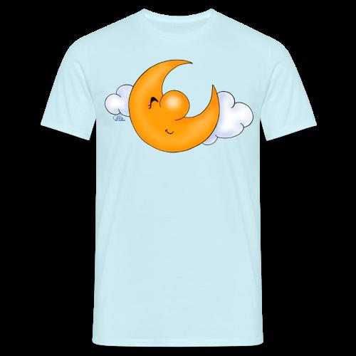 Guter Mond (extragroß) - Männer T-Shirt