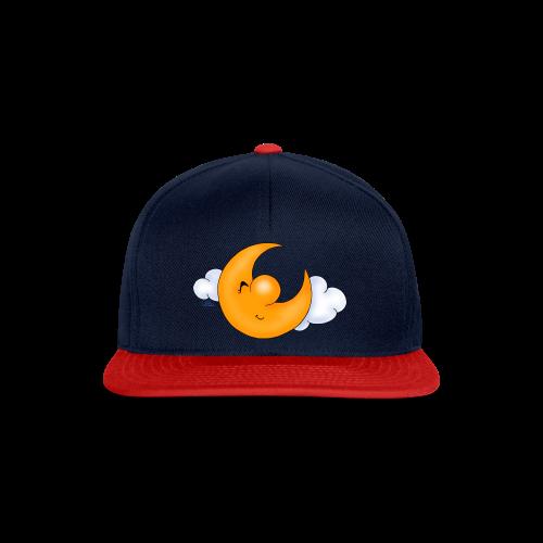 Guter Mond (extragroß) - Snapback Cap