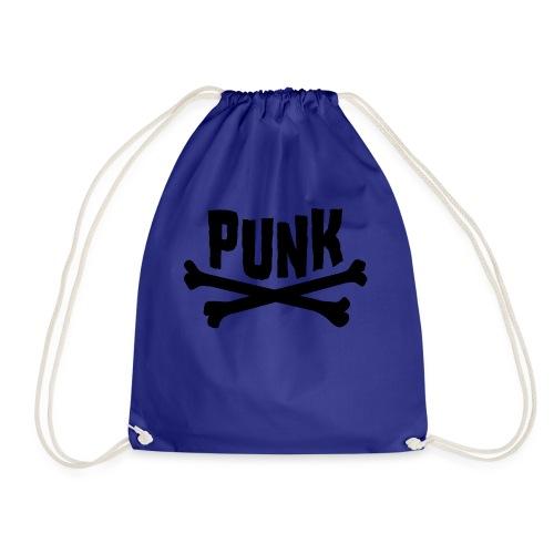 Punk divablau - Turnbeutel