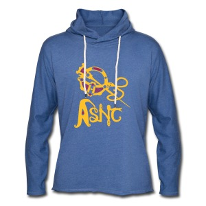 ASNC Society Brooch Logo - Women's - Light Unisex Sweatshirt Hoodie