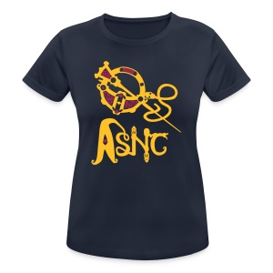 ASNC Society Brooch Logo - Women's - Women's Breathable T-Shirt
