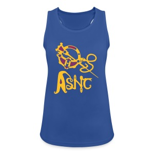 ASNC Society Brooch Logo - Women's - Women's Breathable Tank Top