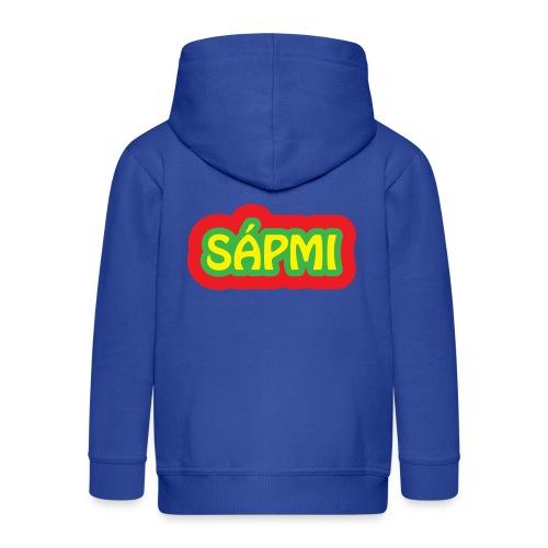 Sápmi - Premium Barne-hettejakke