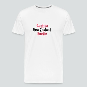 New Zealand Rookie - Männer Premium T-Shirt