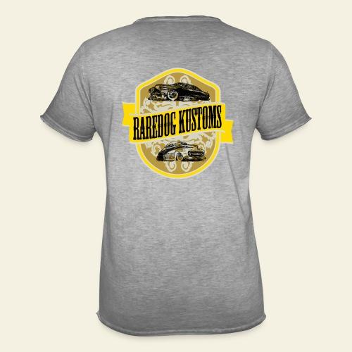Raredog Kustoms - Herre vintage T-shirt