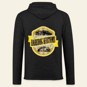 Raredog Kustoms - Let sweatshirt med hætte, unisex