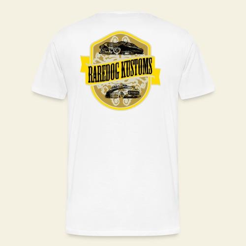 Raredog Kustoms - Herre premium T-shirt