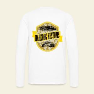 Raredog Kustoms - Herre premium T-shirt med lange ærmer