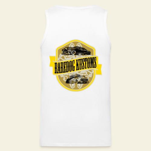 Raredog Kustoms - Herre Premium tanktop