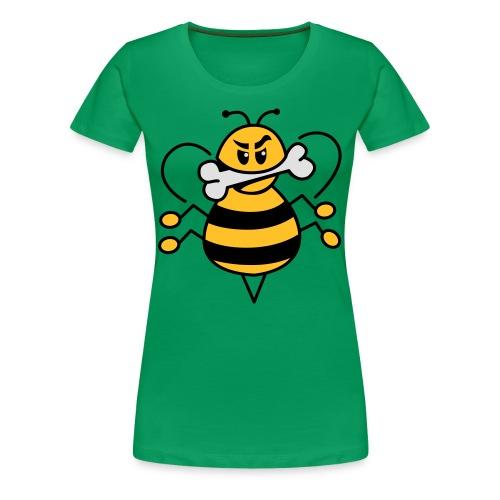 Flotte Biene - Frauen Premium T-Shirt
