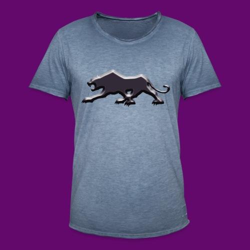 CRANTERRE NOIRE création Louis RUNEMBERG - T-shirt vintage Homme