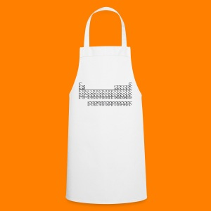 Classic tee with Periodic Table - Cooking Apron