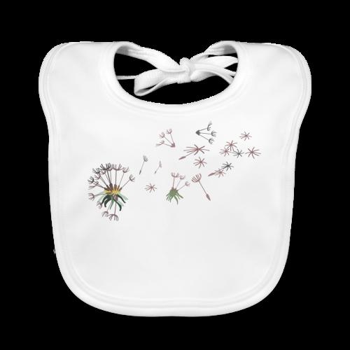 Pusteblumen Shirts - Baby Bio-Lätzchen