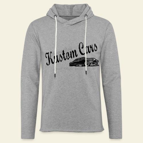 Raredog Kustom Cars Loose - Let sweatshirt med hætte, unisex