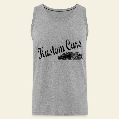Raredog Kustom Cars Loose - Herre Premium tanktop