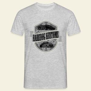 Raredog Kustoms Tee  - Herre-T-shirt