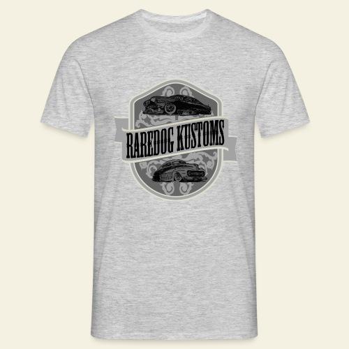 Raredog Kustoms  - Herre-T-shirt