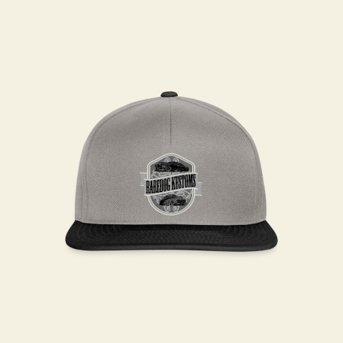 Raredog Kustoms  - Snapback Cap