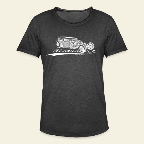 Hotrods by Raredog  - Herre vintage T-shirt