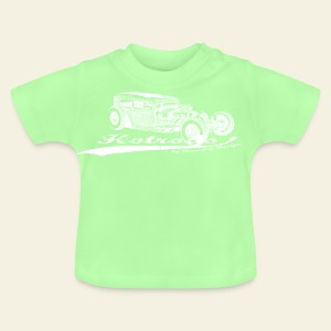 Hotrods by Raredog  - Baby T-shirt