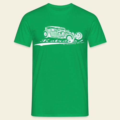Hotrods by Raredog  - Herre-T-shirt
