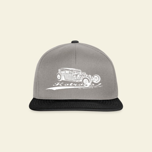 Hotrods by Raredog  - Snapback Cap