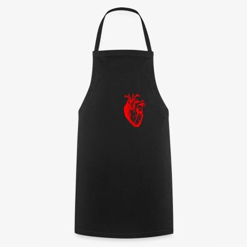 I love / I heart Herz Anatomy  T-Shirts - Kochschürze