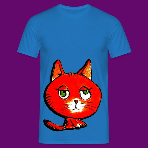 chats - T-shirt Homme