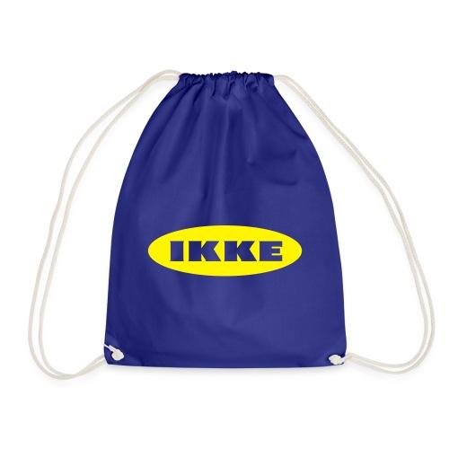 IKKE - Gymbag