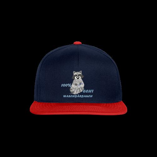 Waschbärbauch reloaded (extragroß) - Snapback Cap