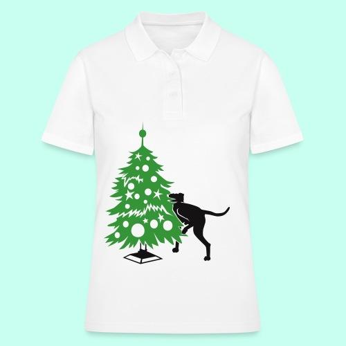 Damen Übergrößen Shirt  - Frauen Polo Shirt
