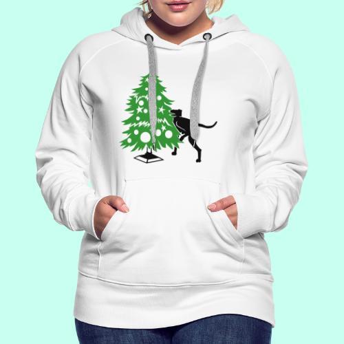 Damen Übergrößen Shirt  - Frauen Premium Hoodie