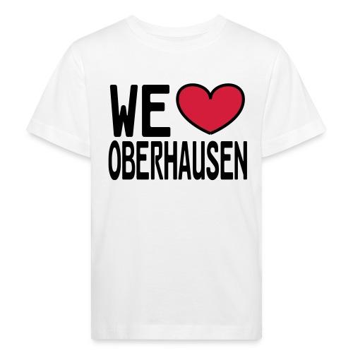 WE ♥ OBERHAUSEN - Shirt klassisch - Kinder Bio-T-Shirt