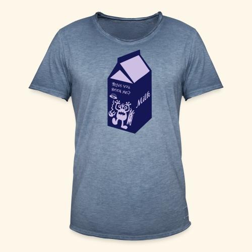 Have you seen me? - Männer Vintage T-Shirt