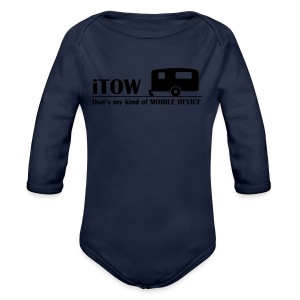 iTow - Longlseeve Baby Bodysuit