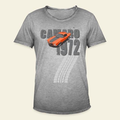 1972 Camaro  - Herre vintage T-shirt