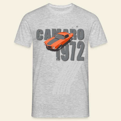 1972 Camaro  - Herre-T-shirt