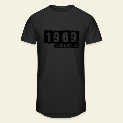 1969 Camaro T-shirt  - Herre Urban Longshirt