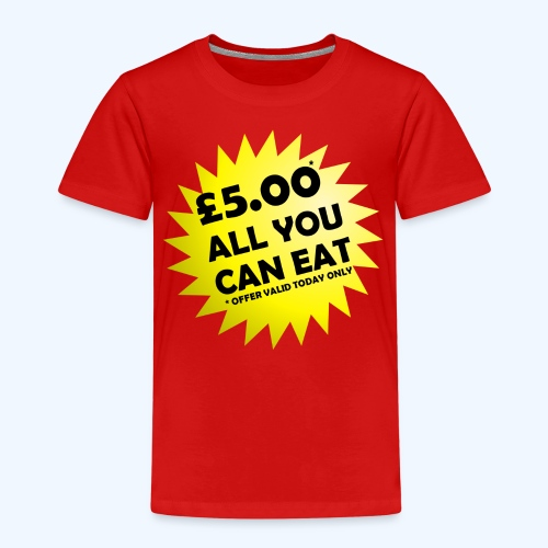 Special Offer Ladies T-Shirt - Kids' Premium T-Shirt