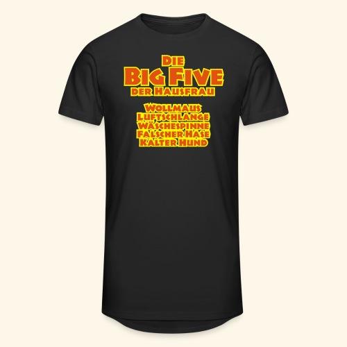 Die Big Five der Hausfrau, Kerlie - Männer Urban Longshirt