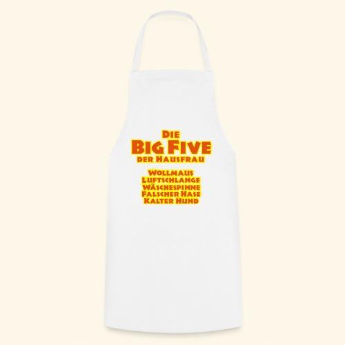 Die Big Five der Hausfrau, Kerlie - Kochschürze