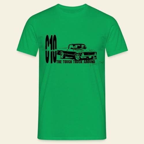 Chevy C10 truck  - Herre-T-shirt