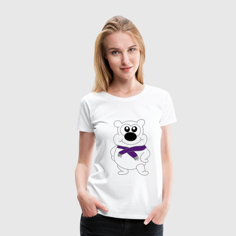 ice bear T-Shirts - Women's Premium T-Shirt